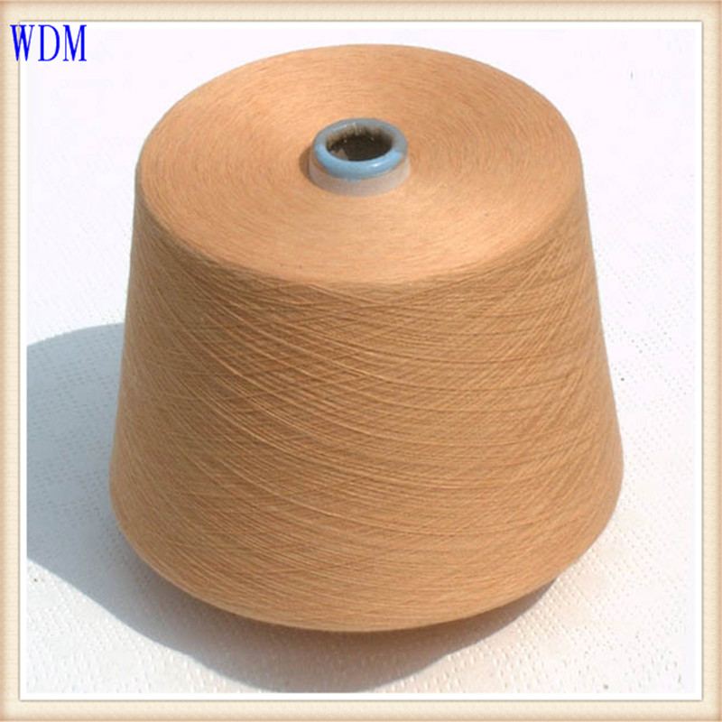 100% Organic Combed Cotton Yarn for knitting and weaving