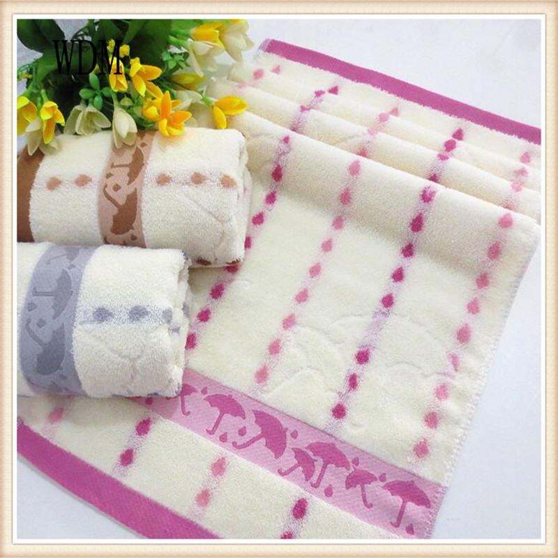100%  cotton towel  three colors  jacquard satin  100g